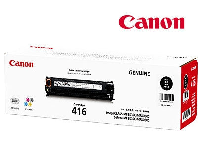 Canon CART416BK genuine printer cartridge