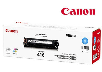 Canon CART-416C genuine printer cartridge