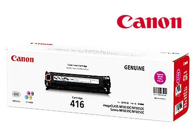 Canon CART-416M genuine printer cartridge