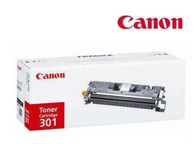 Canon Cart301B genuine black toner cartridge