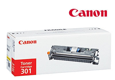 Canon Cart-301Y genuine printer cartridge