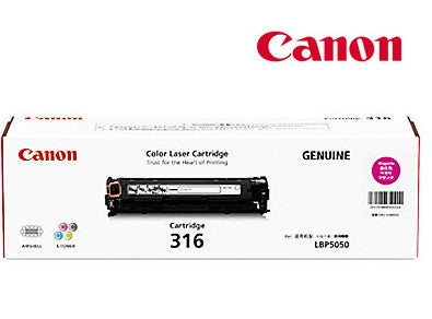 Canon CART-316M genuine printer cartridge