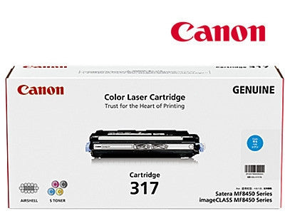 Canon CART-317C  genuine printer cartridge