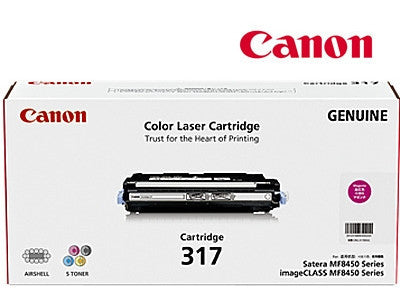 Canon CART-317M genuine printer cartridge
