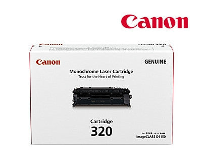 Canon CART-320 Genuine Black Toner Cartridge