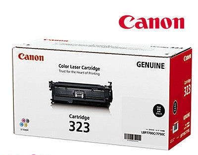 Canon CART-323BK genuine printer cartridge