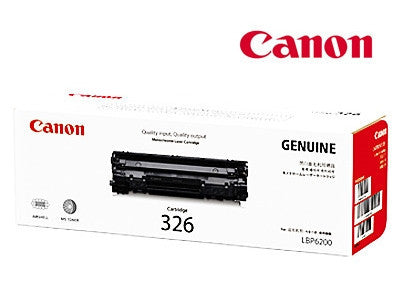Canon CART-326 genuine printer cartridge