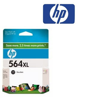HP CB317WA, HP 564 genuine Photo Black ink cartridge