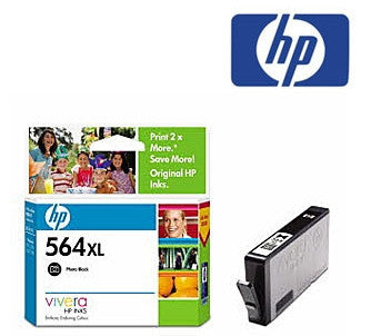 HP CB322WA, HP 564XL genuine inkjet printer cartridge