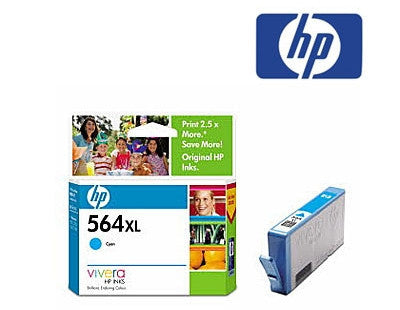 HP CB323WA, HP 564XL genuine inkjet printer cartridge
