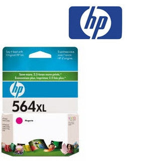 HP CB324WA (HP  564XL) Genuine Magenta High Yield Ink Cartridge