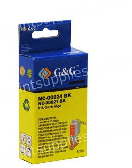 Canon BCI24B  compatible inkjet printer cartridge