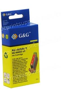 Canon BCI3EY Yellow Ink Compatible