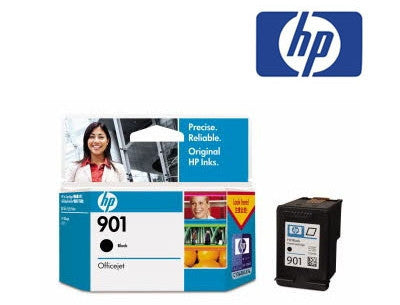 HP CC653AA (HP 901) Genuine Black Ink Cartridge
