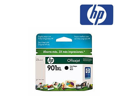 HP CC654AA (HP 901XL) Black Ink High Yield