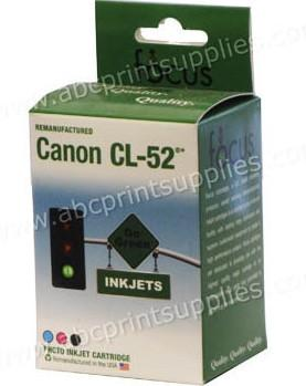 Canon CLI52 Photo Ink Cartridge Remanufactured (Recycled)
