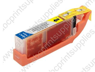 Canon CLI651XLY Yellow Ink Cartridge (with chip) Compatible