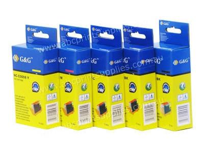 Canon PGI5BK, CLI8BK, CLI8C, CLI8M & CLI8Y compatible printer cartridges