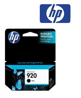 HP CD971AA (HP 920) Genuine Black Ink Cartridge