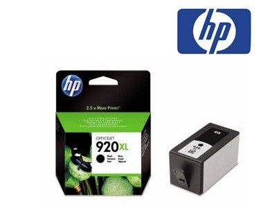 HP CD972AA (HP 920XL) Genuine Cyan Ink Cartridge