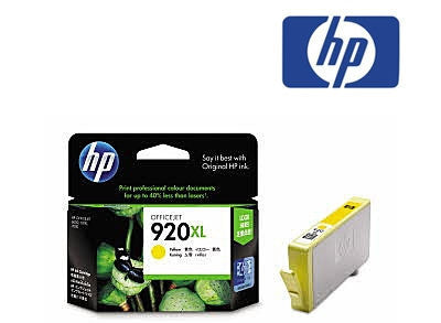 HP CD974AA, HP 920XL genuine   Inkjet Cartridge - 700 page yield