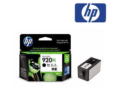 HP CD975AA,  HP 920XL genuine printer cartridge for Officejet 6000, 6500 printers by HP