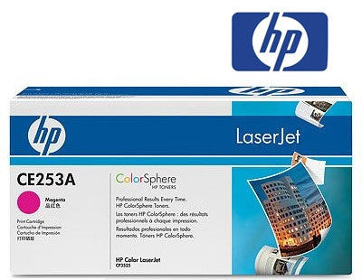 HP CE253A Genuine Magenta Toner Cartridge