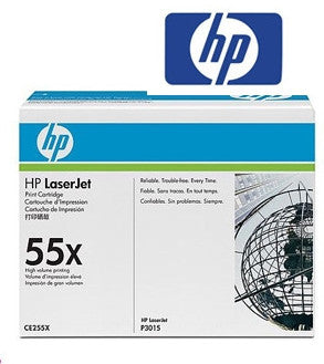 HP 255X Genuine High Yield Toner Cartridge
