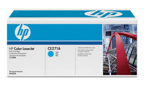 HP LaserJet CE271A Genuine Cyan Toner Cartridge
