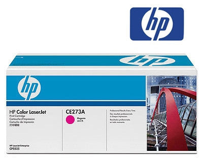 HP LaserJet CE273A Genuine Magenta Toner Cartridge