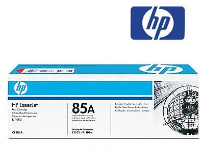 HP CE285A (HP 85A) Genuine Toner Cartridge