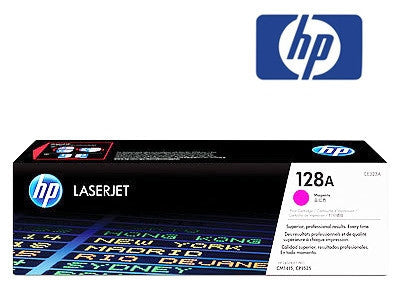 HP CE323A (128A) Genuine Magenta Toner Cartridge