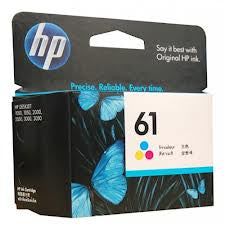 HP Deskjet 1000 (HP61) Genuine Colour Ink Cartridge