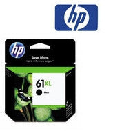 HP CH563WA (HP 61XL) High Yield Genuine Black Ink Cartridge