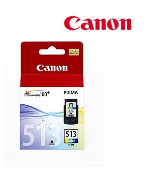 Canon CL-513 Genuine High Yield Fine Colour Ink cartridge