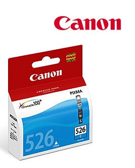 Canon CLI-526C genuine printer cartridge