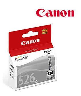 Canon CLI-526GY genuine printer cartridge