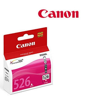 Canon CLI-526M genuine printer cartridge