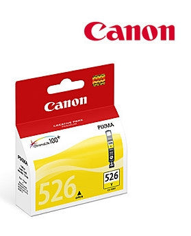 Canon CLI-526Y genuine printer cartridge
