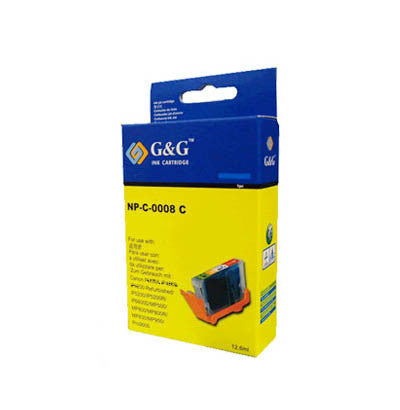 Canon CLI526C Cyan Ink Cartridge Compatible