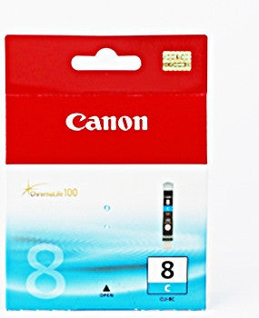 Canon CLI-8C genuine printer cartridge