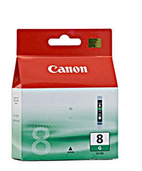 Canon CLI8G genuine printer cartridge