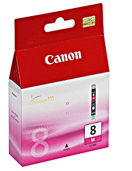 Canon CLI-8M genuine printer cartridge