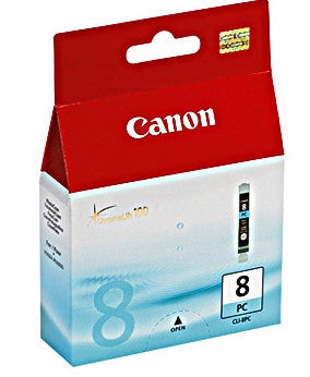 Canon CLI-8PC Genuine Photo Cyan Ink Tank