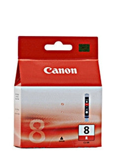 Canon CLI-8R genuine printer cartridge