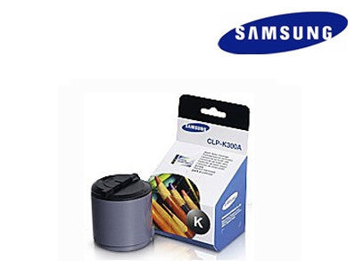 Samsung  CLP-K300A genuine laser cartridge - 2000 page yield