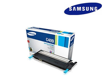 Samsung  CLT--C409S laser cartridge - yield 1,000 pages