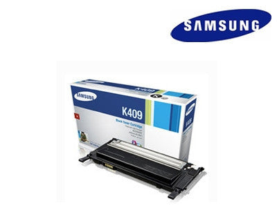 amsung  CLT--K409S black genuine laser cartridge