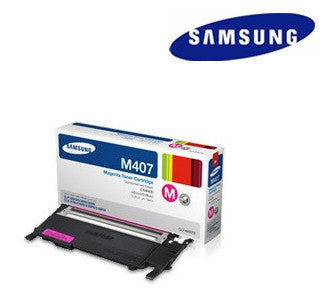 Samsung CLT-M407S Magenta Laser Cartridge Genuine
