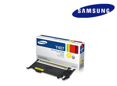 Samsung  CLT--Y407S genuine  laser cartridge